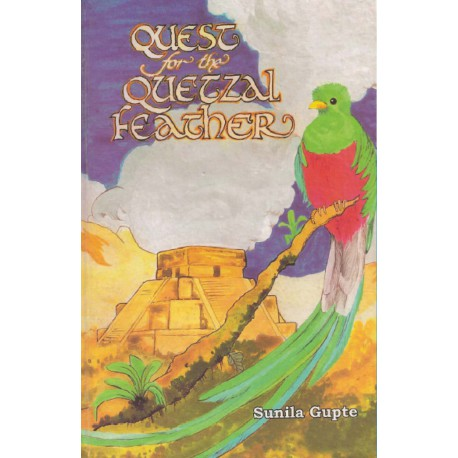 Quest For The Quetzal Feather (Hardcover)